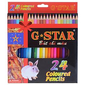 Bút Chì 24 Màu G-Star