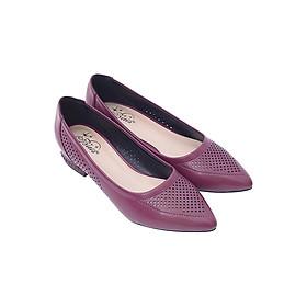 Giày Búp Bê Nữ Biti's DVW010288DOD - Đỏ Đậm