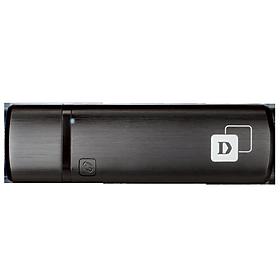 D-Link DWA-182 - USB Wifi Hai Băng Tần Chuẩn AC1200 - Hàng Chính Hãng