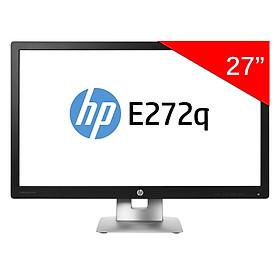 Màn Hình HP E272q 27inch 2K 7ms 60Hz IPS - Hàng Chính Hãng