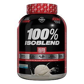 Sữa Tăng Cơ Vị Vani Whey Protein 100% Isoblend Elite Labs SMEL8444 (1.83kg)