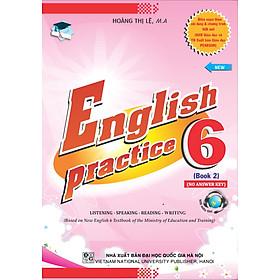 English Practice 6 Book 2 (No Answer Key)