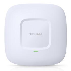Access Point Gắn Trần Gigabit Chuẩn N Không Dây Tốc Độ 300Mbps TP-Link EAP110 - Hàng chính hãng
