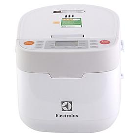 Nồi Cơm Điện Tử Electrolux ERC6503W - 1.2L (Trắng) - Hàng chính hãng