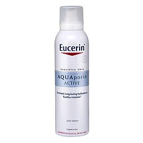 Xịt Khoáng Chống Lão Hóa Eucerin Aquaporin Active (150ml)