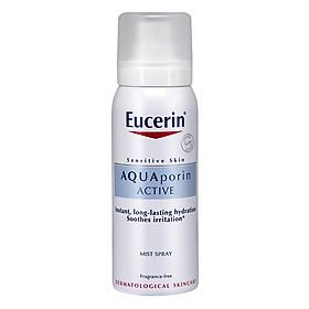 Xịt Khoáng Chống Lão Hóa Eucerin Aquaporin Active (50ml)