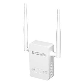 Bộ Kích Sóng Wifi Repeater 300Mbps Totolink EX200 - Hàng Nhập Khẩu