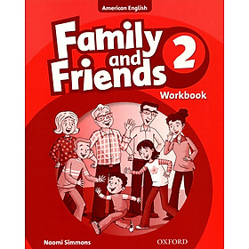 Family and Friends 2: Workbook (American English Edition)