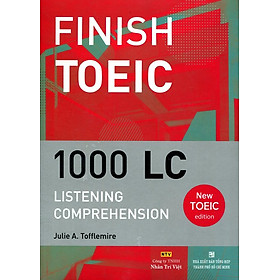 Finish TOEIC Listening Comprehension (Kèm CD)