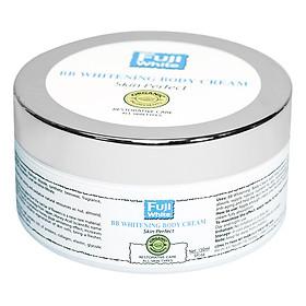 Kem Dưỡng Organic Trắng Da Chống Nắng Toàn Thân Fuji White BB Whitening Cream (150ml)