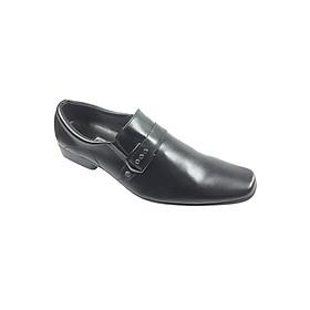 Giày Da Tổng Hợp Nam G Alanti G03-159-69-D (Đen)