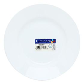 Hình đại diện sản phẩm Đĩa Thuỷ Tinh Luminarc Everyday Soup Plate G0563 (22cm)
