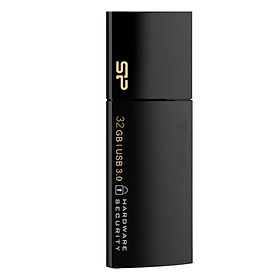 USB Silicon Power Secure G50 32GB - USB 3.0 - Hàng Chính Hãng
