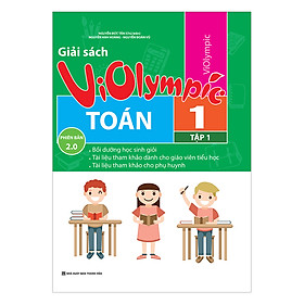 Giải Sách Violympic Toán Lớp 1 - Tập 1