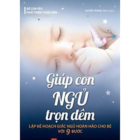 Giúp Con Ngủ Trọn Đêm