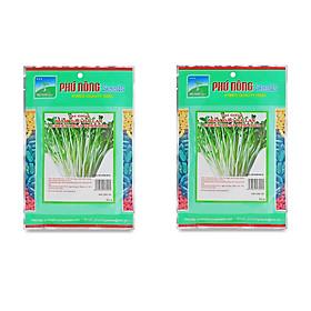 Combo 2 Gói Hạt Giống Mầm Đậu Hà Lan Phú Nông (1 gói 50g)