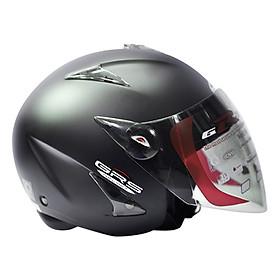 Mũ Bảo Hiểm GRS A27 - Đen Nhám