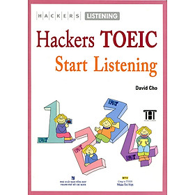 Hackers TOEIC Start Listening (Kèm 1CD)
