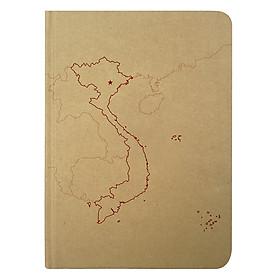 Sổ Tay Gọng Vó - Hào Kiệt (Giấy Trơn)