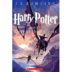 Harry Potter Part 5: Harry Potter And The Order Of The Phoenix (Paperback) (English Book)