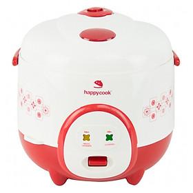 Nồi Cơm Điện HappyCook HC-060 – Đỏ - Hàng chính hãng