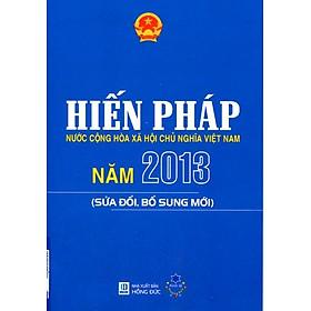 Hiến Pháp Nước Cộng Hòa Xã Hội Chủ Nghĩa Việt Nam (2013)