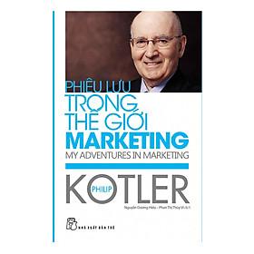 Phiêu Lưu Trong Thế Giới Marketing