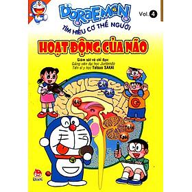 Doraemon Tìm Hiểu Cơ Thể Người - Hoạt Động Của Não