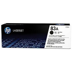 Mực In HP CF283A (HP 83A) Cho Máy In HP M201dw; HP MFP M225dn; HP MFP M127fs; HP MFP M127fw; HP M127fn; HP M125nw ; HP M225dw; HP M225dn; HP M225dw - Hàng Chính Hãng