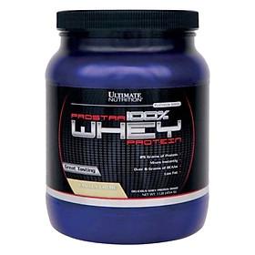 Sữa Tăng Cơ Vị Vani Prostar 100% Whey Protein Ultimate Nutrition SMUN190 (454g)