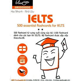 Hộp Blueup IELTS 500 Essential Flashcards For IELTS - Phần 2