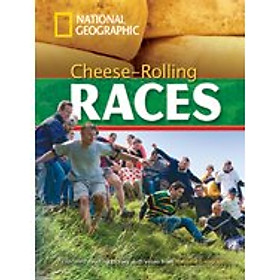 Cheese-Rolling Race: Footprint Reading Library 1000