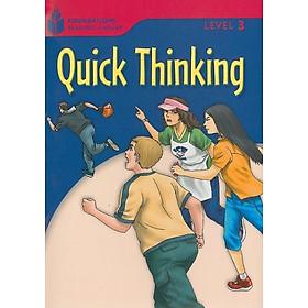 Quick Thinking: Foundations 3