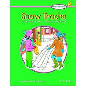 Oxford Kids Readers: Snow Tracks