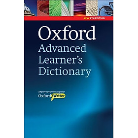 Oxford Advanced Learner's Dictionary: Hardback with CD-ROM (includes Oxford Iwriter)