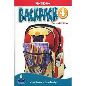 Backpack Second Edition 4: Workbook With Audio CD