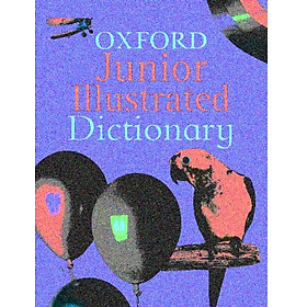 Oxford Junior Illustrated Dictionary (Hardcover)