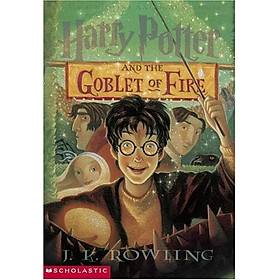 Harry Potter Part 4: Harry Potter And The Goblet Of Fire (Paperback) - Original Series