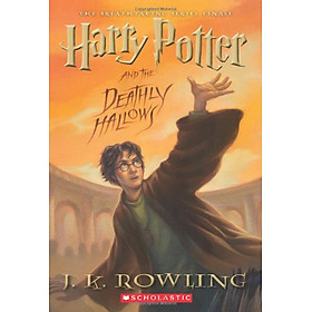 Hình đại diện sản phẩm Harry Potter Part 7: Harry Potter And The Deathly Hallows (Paperback) - Original Series