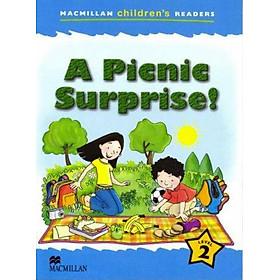 Macmillan Children's Readers 2: A Picnic Surprise