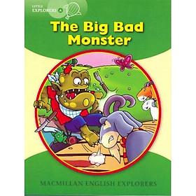 Little Explorers A: The Big Bad Monster Big Book