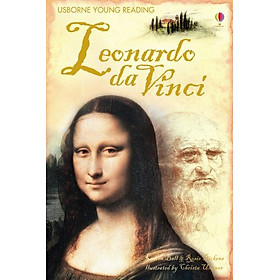 Usborne Young Reading Series Three: Leonardo da Vinci