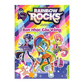 My Little Pony - Rainbow Rocks - Ban Nhạc Cầu Vồng (Hình Dán)