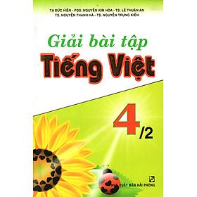 Giải Bài Tập Tiếng Việt 4 - Tập 2