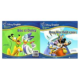 Disney English - Cấp Độ 1: Bay Lên Thật Cao! - Bác Sĩ Daisy (Không CD)