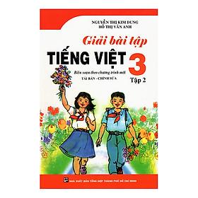 Giải Bài Tập Tiếng Việt 3 (Tập 2)