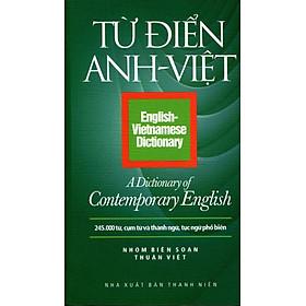Từ Điển Anh Việt (Nhóm Biên Soạn Thuận Việt)