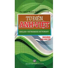 [Download sách] Từ Điển Anh - Việt (Khoảng 100.000 Từ) - Sách Bỏ Túi