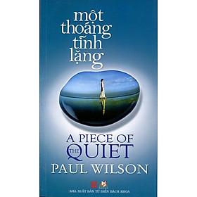 Một Thoáng Tĩnh Lặng