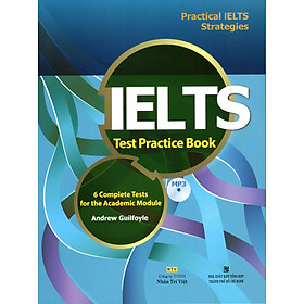 IELTS Test Practice Book (Kèm CD)